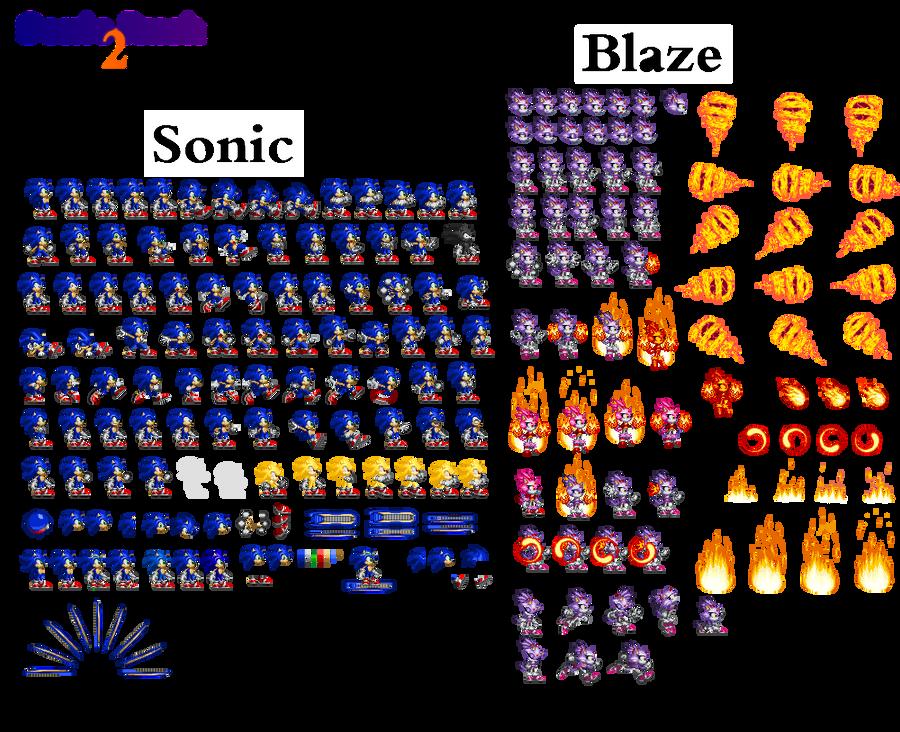 Sonic For Hire Custom Sprites Favourites By Sonicjeremy Fondos De