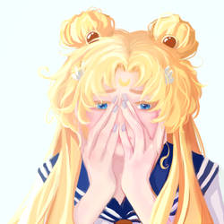 Sailor Moon by colaqt