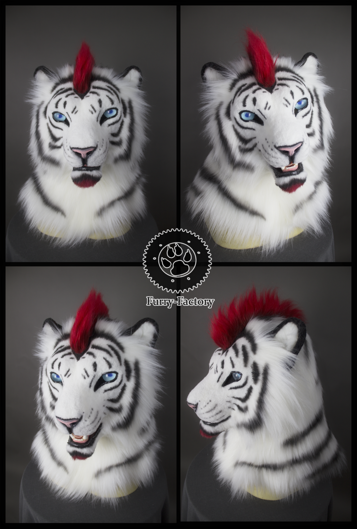 White tiger Lorcan by FurryFactory