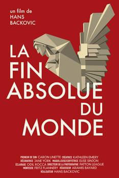 La Fin Absolue du Monde poster