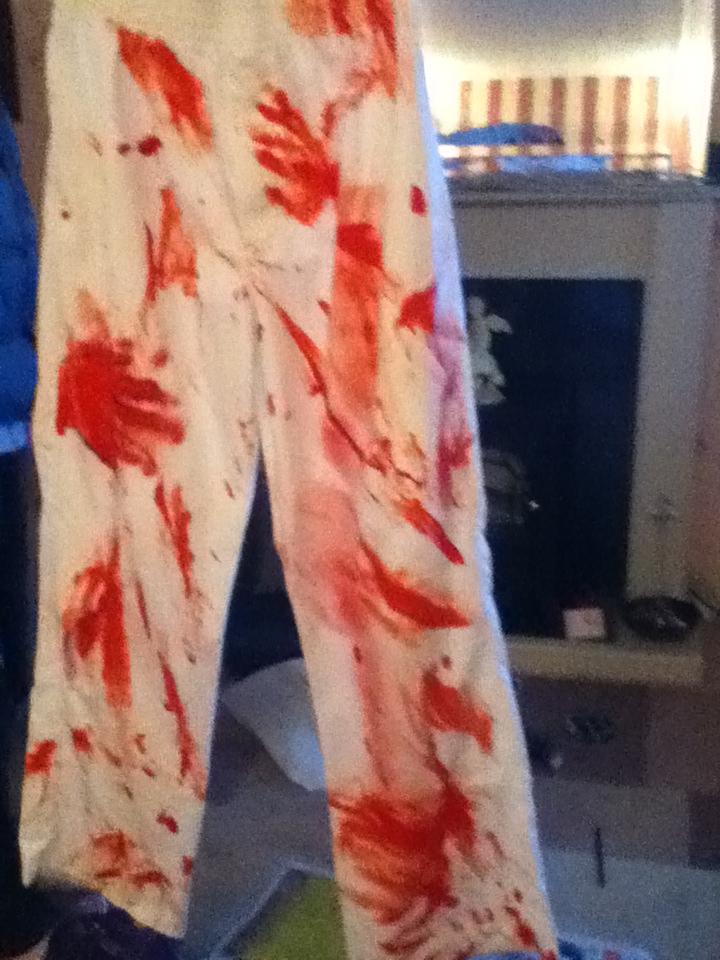 Halloween costume by casio1241