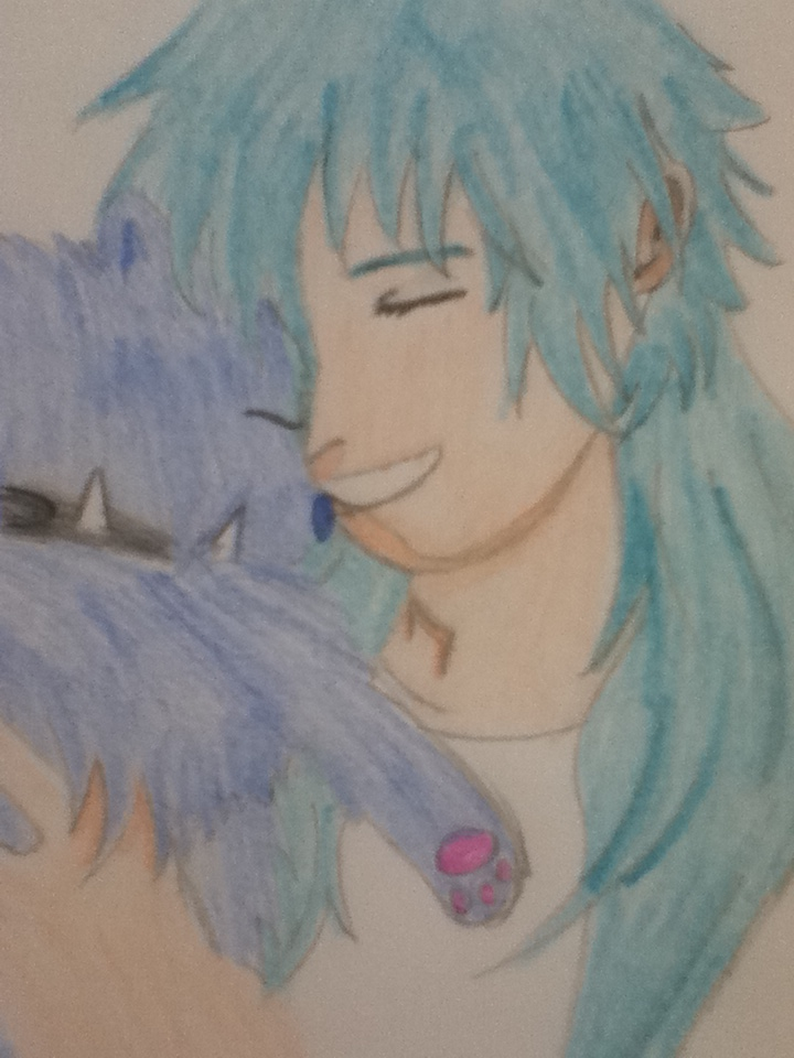 Aoba and Ren by casio1241