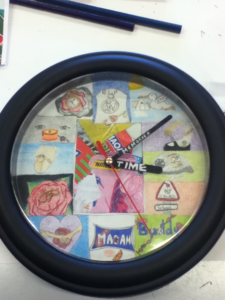 time and memory clock by casio1241