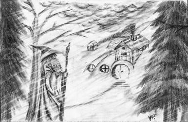 Gandalf by AirFR