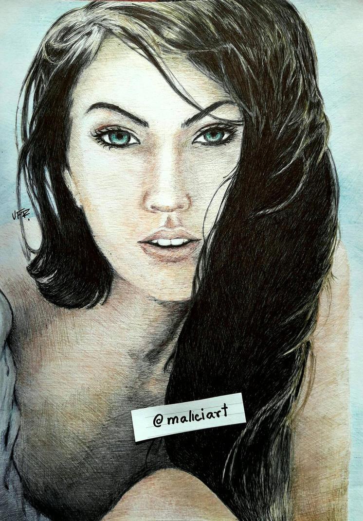 Megan Fox by AirFR