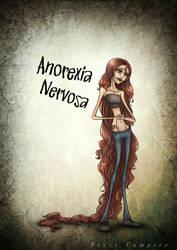 Anorexia Nervosa art