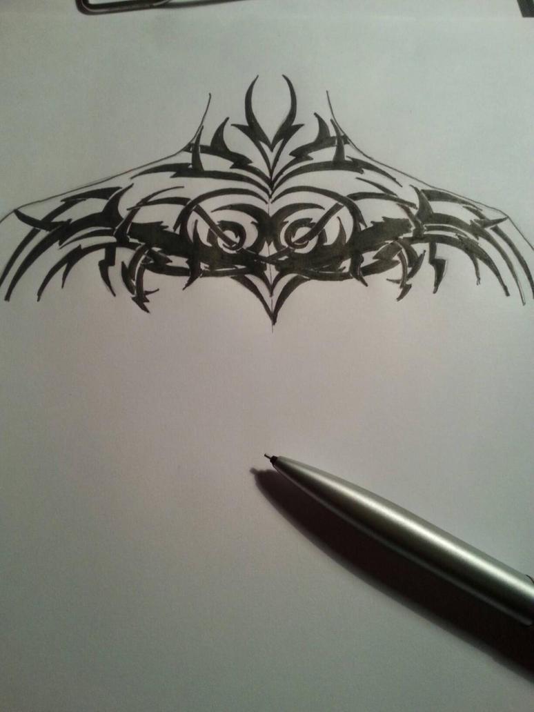 Randy Orton Tattoo by lunatickle98 on DeviantArt