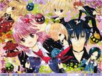 Shugo Chara Desktop of Awesome