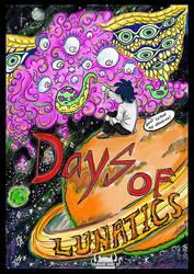Days Of Lunatics Issue nr:1 The awakening by DaysOfLunatics