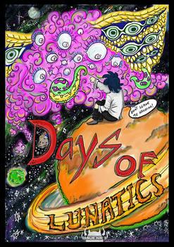 Days Of Lunatics Issue nr:1 The awakening