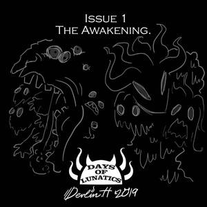 It Begins Issue1