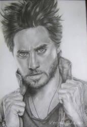 Jared Leto by VeronikaBulahova