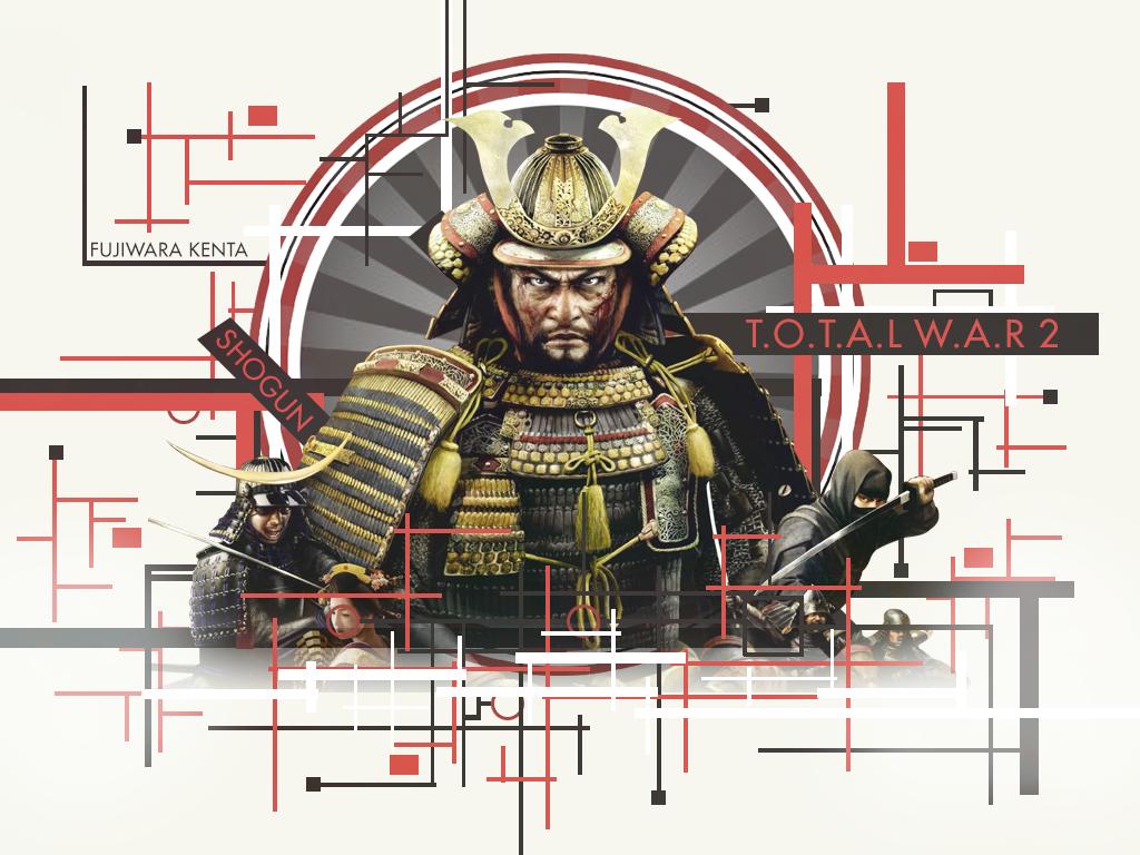 total war: shogun 2 wallpapermedabots1996 on deviantart