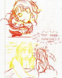 KFP 2 random sketches 2