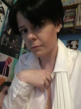 Casual Levi Cosplay