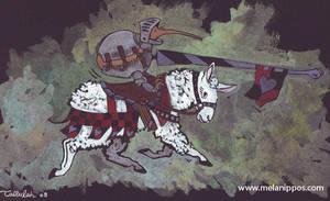 Kiwi Knight by melanippos