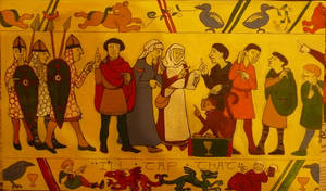 medieval menu board by melanippos