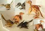 Clockwork birds