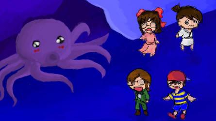 FaB Octopus Garden-DO NOT FAV by ohsocuteclub