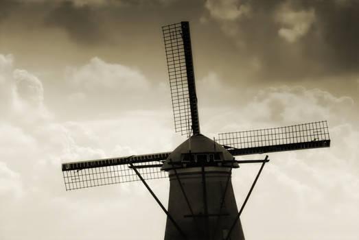 Wind mill - Holland