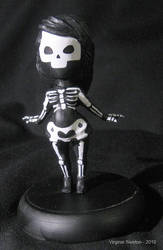 Artoyz Mii skull design by VirginieSiveton