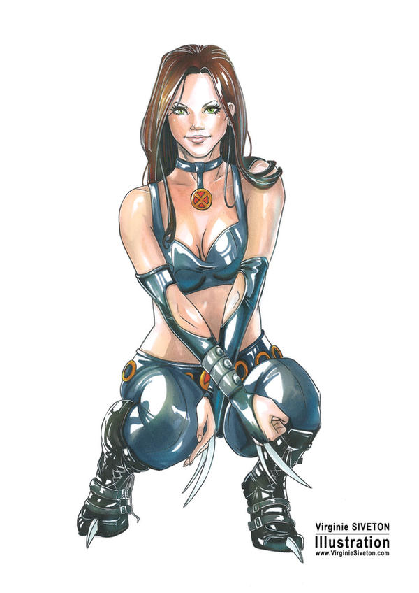 X23 by VirginieSiveton