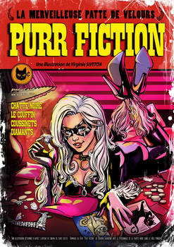 BlackCat as Purr Fiction