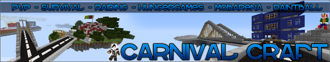 Carnival Craft Enjin Banner by VintagePeon on deviantART VK89tVN6