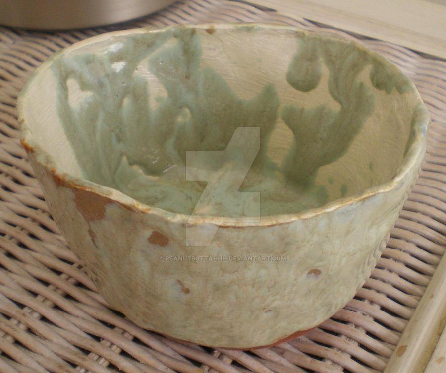 Minty Bowl by peanutbuttahhh