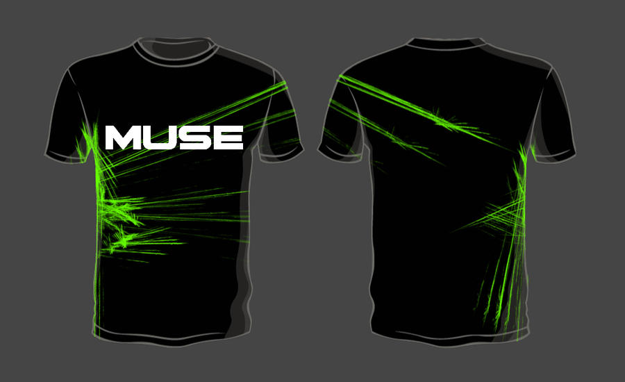muse t shirt comp entry 1 by deverellnk on deviantart. Black Bedroom Furniture Sets. Home Design Ideas