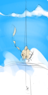 gone-fishing doodle by compliment-pin
