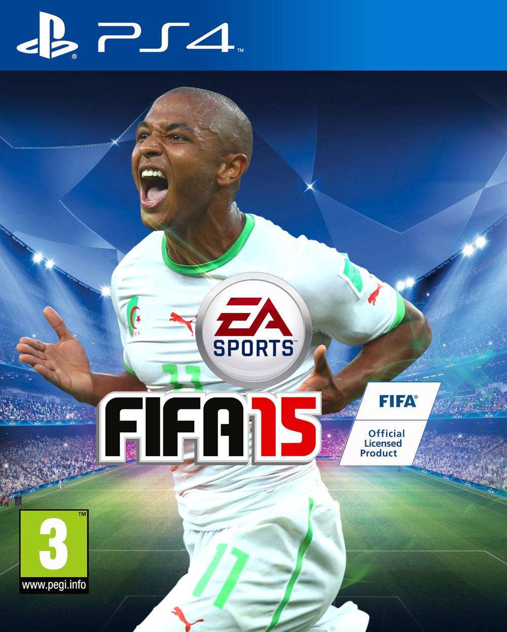 Brahimi Fifa15 Ps4 By Kaamzzo On Deviantart