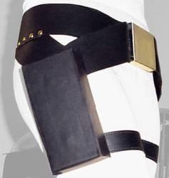 Original Lara Belt Commission side shot! by pbbunnybear