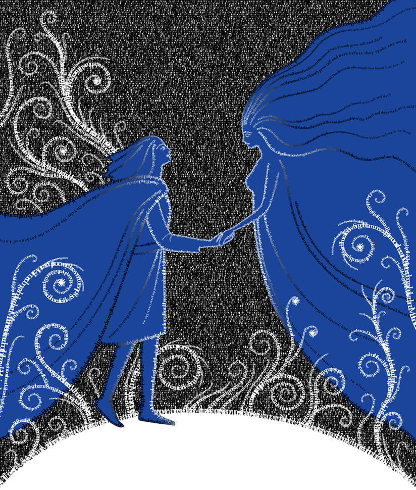 Thingol and Melian by zdrava