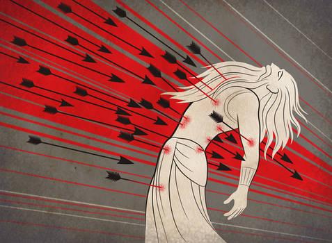 Death of Bhishma