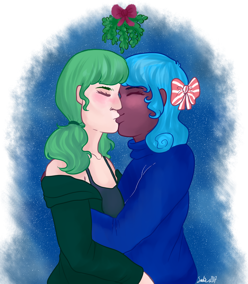 its a wonderful wintry day! by ghoulplum