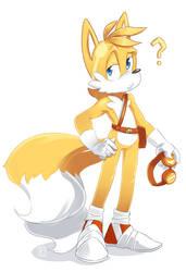 Tails Booom by cumeoart