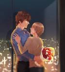 Happy valentine's day [Myoc!]