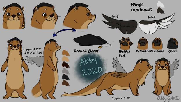 Abby Ref sheet