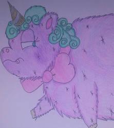 Gummi Fluffy Shuffling