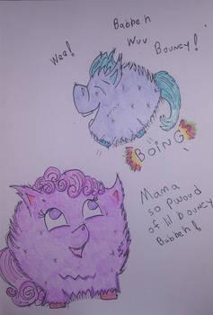 Gummy Fluffy Babbeh Bounce