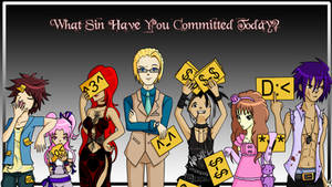 Seven Deadly Sins by reincarnationz
