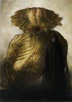 demon whisperer by WillWarburton