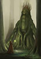Swamp Elder by WillWarburton
