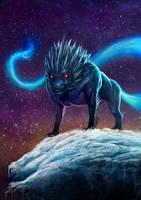 Jack Frost's companion by WillWarburton