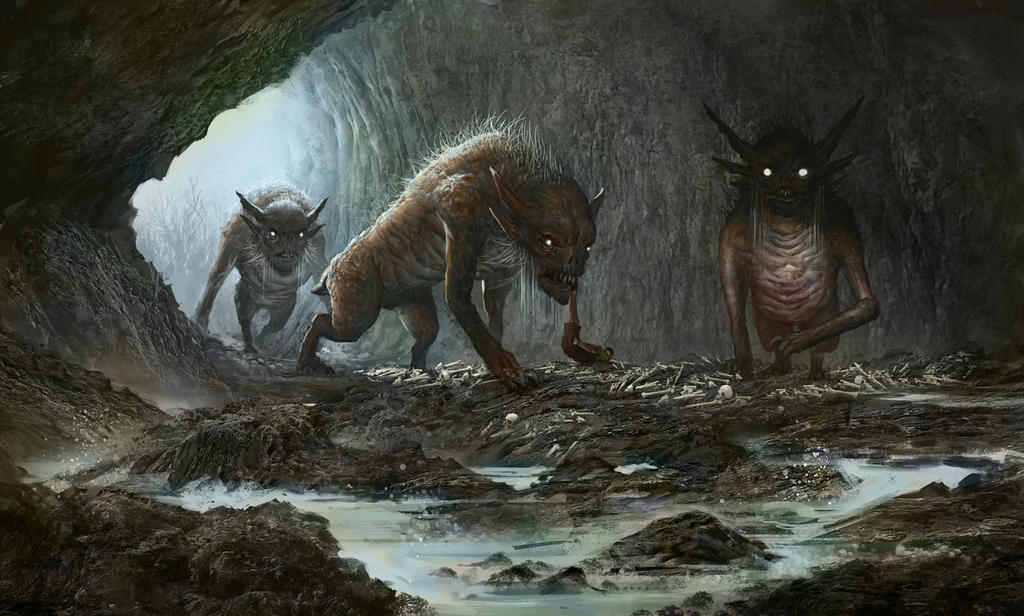 Cave Exploration By Willwarburton On Deviantart