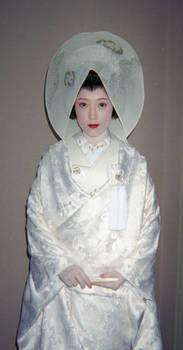 Kimono Shiromuku