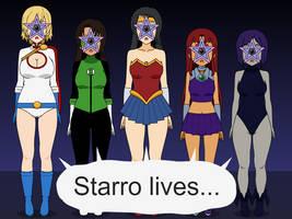 Starro's Wrath by HypnolordX