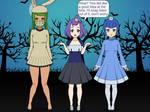 An Alolan Halloween by HypnolordX