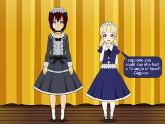 Alice's Eternal Tea Party: Kairi by HypnolordX